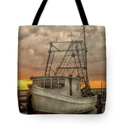Break Of Dawn Tote Bag