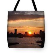 Break Of Dawn Tote Bag
