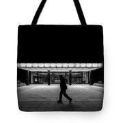 Break The Symmetry Tote Bag