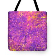 Break Through - Abstract Light Tote Bag