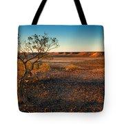 Breakaway Dawn Tote Bag