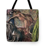 Breakfast After The Bath, 1895 Tote Bag