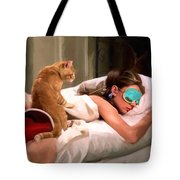 Breakfast At Tiffany's 4 Tote Bag