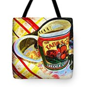 Breakfast For One Tote Bag