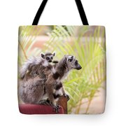 Breakfast Guests Tote Bag