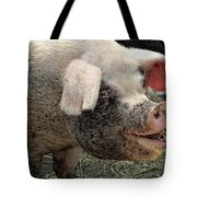 Breakfast With A Smile Tote Bag