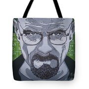Breaking Bad, Walter White Tote Bag