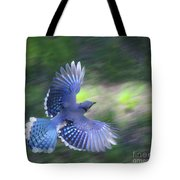 Breaking Jay Tote Bag
