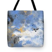 Breaking Storm Tote Bag