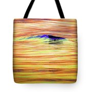 Breaking Swell Two  Tote Bag