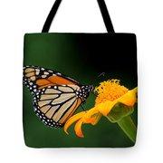 Breaktime Tote Bag by April Wietrecki Green