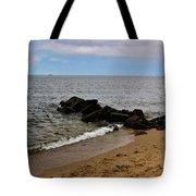 Breakwaters Tote Bag