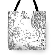 Breastfeeding Is Beautiful Tote Bag