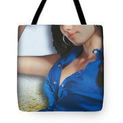 Breasts--america The Addicted Series Tote Bag