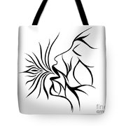 Breath Easy  Tote Bag