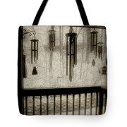 Breathe Deep The Gathering Gloom Tote Bag