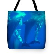 Breathe Tote Bag