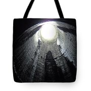 Breathe Pipe Tote Bag
