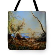 Breathing Freely Tote Bag