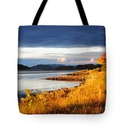 Breathing The Autumn Air Tote Bag