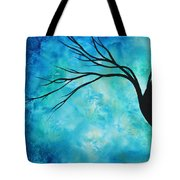 Breathless 1 By Madart Tote Bag
