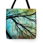 Breathless 2 By Madart Tote Bag