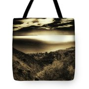 Breathless View Tote Bag