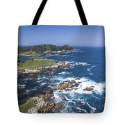 Breathtaking Blues Tote Bag