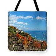 Breathtaking Bluffs _ Scarborough Bluffs Tote Bag