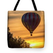 Breathtaking Hot Air Tote Bag
