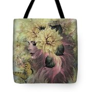 Breeze Blowing With Fragrance Tote Bag
