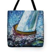 Breeze On Sails -2  Tote Bag