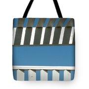 Breezeway  Tote Bag