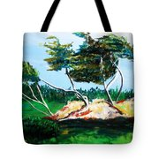 Breezy Tote Bag