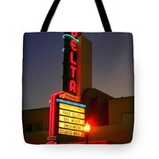 Brentwood Theatre Tote Bag
