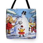 Brer Rabbit From Once Upon A Time Tote Bag