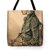 Bretonne Assise Tote Bag