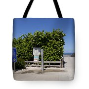 Brevard County Florida Beaches Tote Bag