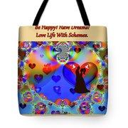 Brian Exton Forever In Love  Bigstock 164301632  2991949 Tote Bag