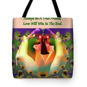Brian Exton Give You My Love  Bigstock 164301632 12779828 Tote Bag