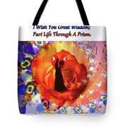 Brian Exton Love And Harmony  Bigstock 164301632  12779828 Tote Bag