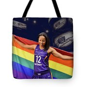 Briann January Lgbt Pride 2 Tote Bag