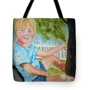 Brianna In Tree Tote Bag