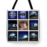 Brian's Collage 2 Tote Bag