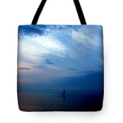 Brian's Evening Workout 3 Tote Bag