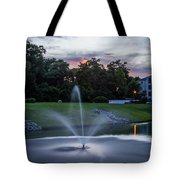 Briarcliffe Acres Sunset Tote Bag