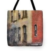 Brick Alley Tote Bag