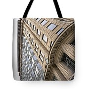 Brick And Steel And Glass Tote Bag