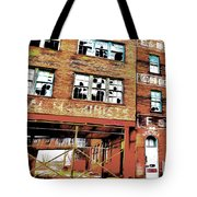 Brick By Brick Tote Bag
