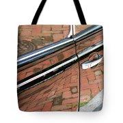Brick Car Tote Bag